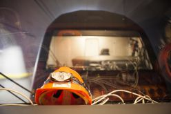 Impressions from the commissioning tests of the Gotthard base tunnel
